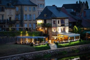 Restaurant l'ô-berge Dordogne Périgord
